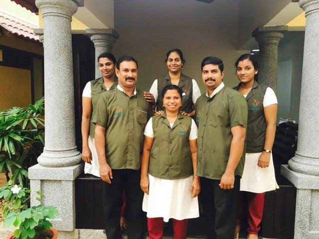 Wyprawa do Indii-Ayurveda-Team